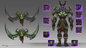 Demon Hunter Concept