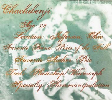Chachibenji's Profile Picture