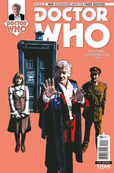 NEW ADVENTURES WITH THE THIRD DOCTOR #5