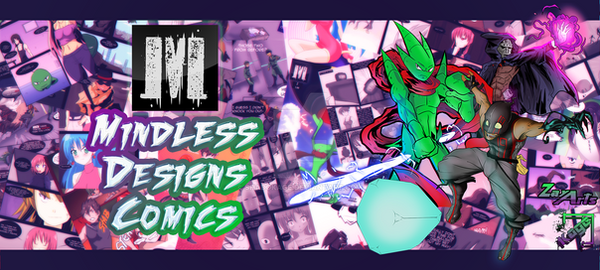 Mindless Designs Banner by ShadoKage