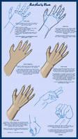 Basic Hands By Darwin