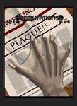 Cover Concept Plague Book