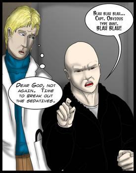 Captain Obvious Needs a Sedative...