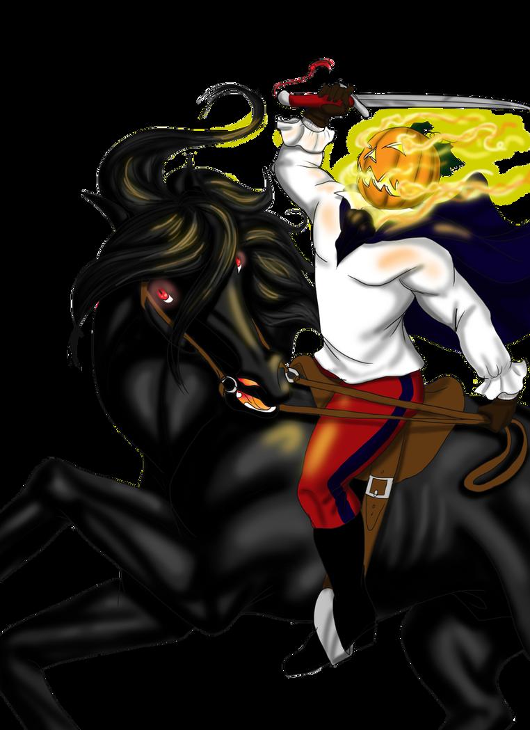 The Horseman! by Tigershark06