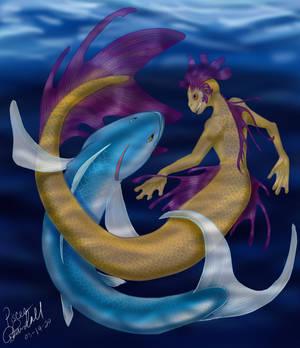 Gemue Zodiac: Pisces