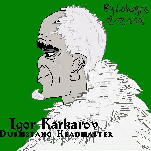 Igor Karkarov by lobagris