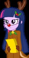 MLP Reindeer Sparkle by 0Bluse