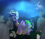 MLP Equestria 100 years later...