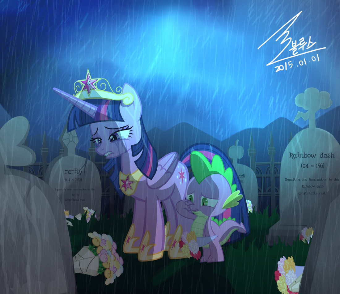 Mlp Equestria 100 Years Later By 0bluse On Deviantart