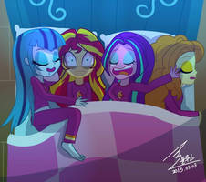 MLP Bed by 0Bluse