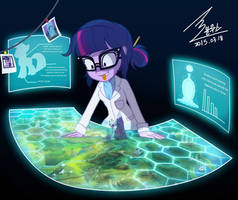 MLP Tracking by 0Bluse
