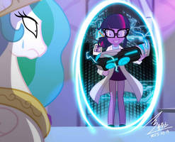MLP Aggression (Ver.1) by 0Bluse