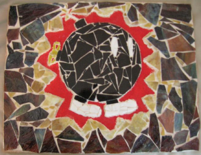 Bob-omb Mosaic by Yoshi-1up