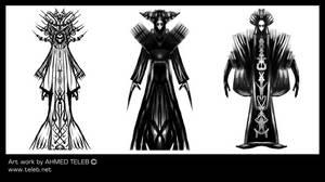 krita characters by ahmedteleb
