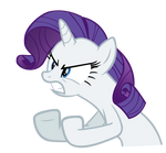 Rarity - I will rip you in pieces!