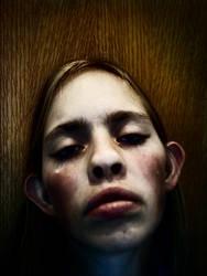 Old Self-portrait from Childhood by Iiida3