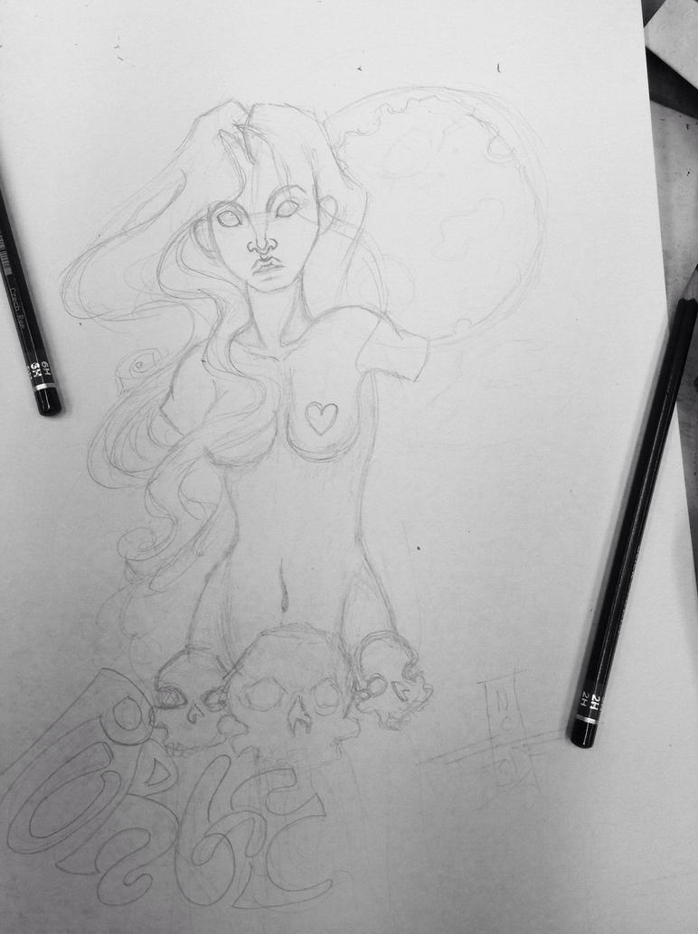 New project sketch by Sand-Dollar