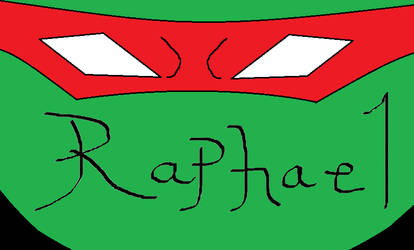 Bordom Raph name in paint by Kisami14