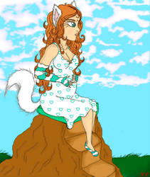 Marrian in Color!! by Kisami14