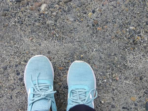 beautiful sjy blue shoes