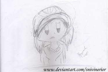Clementine (Doodle) by Snivinerior