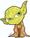 Chibi-Yoda.
