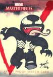 Marvel Sketch Proof- Venom.