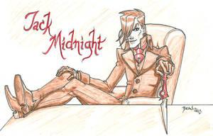 Seventh of London- Midnight Sketch.