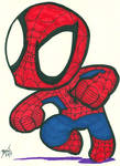 Chibi-Spider-Man 13