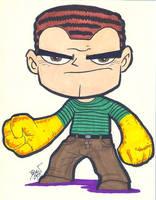 Chibi-Sandman.