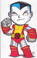 Chibi-Colossus. by hedbonstudios