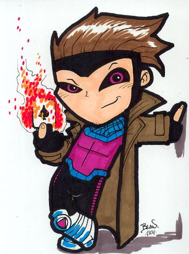 Image Result For Gambit Coloring Pages