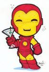 Chibi-Iron Man 2.