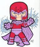 Chibi-Magneto.
