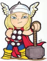 Chibi-Thor.