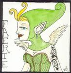 Pierced Faerie. by hedbonstudios