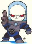 Chibi-Mr. Freeze.