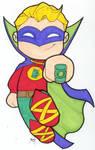 Chibi-G.A. Green Lantern 2.