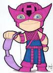 Chibi-Hawkeye.