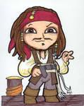 Chibi-Jack Sparrow.
