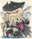 Chibi-Davy Jones.