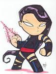 Chibi-Psylocke.