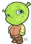 Chibi-Shrek.