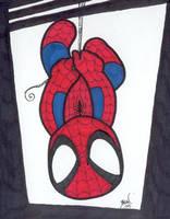 Chibi-Spider-Man 9. by hedbonstudios