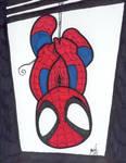 Chibi-Spider-Man 9.