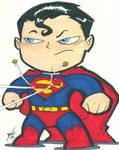 Chibi-Superman 3.