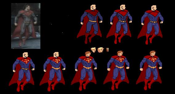 Injustice Superman by Pixel-M