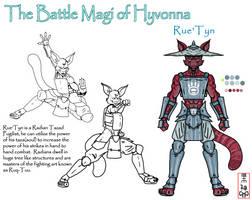 Rue'Tyn (Character Sheet)
