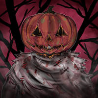 Scaretober Day 12: The Ballad of Pumpkin-Head