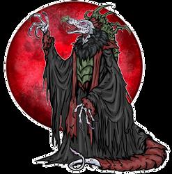 SkekZak the Necromancer: concept art